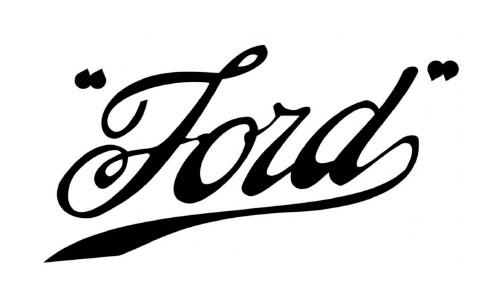 logo firma henry ford