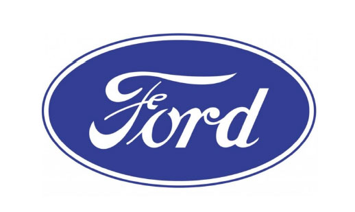 logo ford versione blu 1927