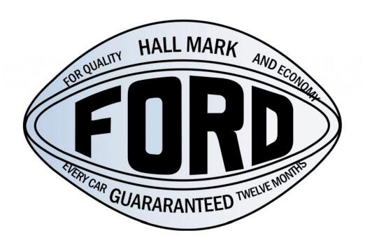 versione logo fford 1907
