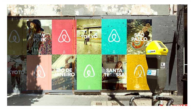 brand identity airbnb