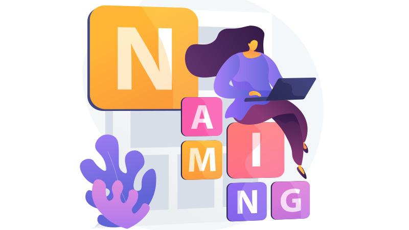 naming significato