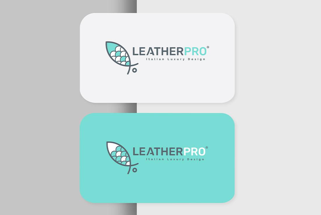 Logo Leather Pro