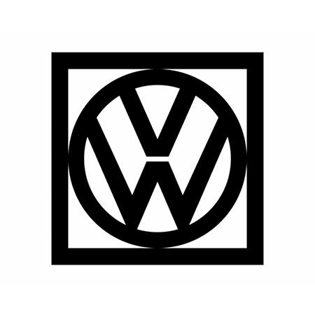 logo volkswagen 1960
