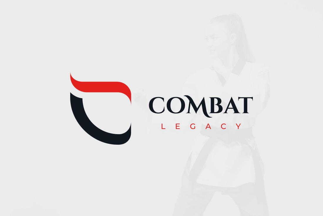 Logo design Combat Legacy